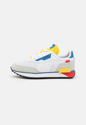 FUTURE RIDER NEON PLAY JR UNISEX - Trainers - white