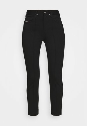 P-CUPERY TROUSERS - Pantaloni - black