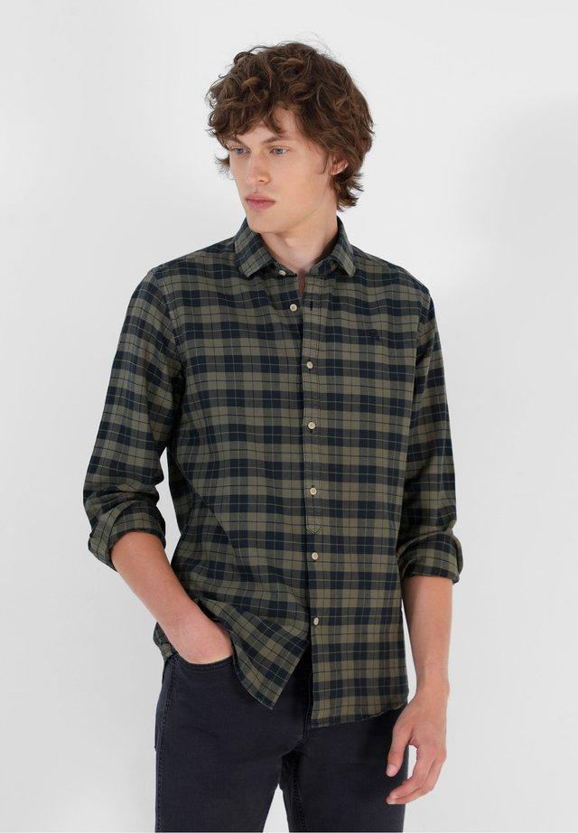 CULVER K - Camicia - khaki check