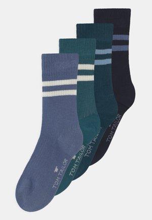 SPORT BOY WITH STRIPES 4 PACK - Socks - multi-coloured