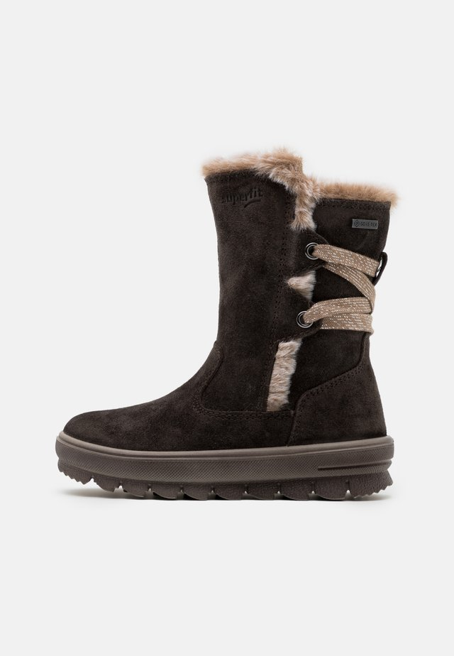 FLAVIA - Winter boots - braun