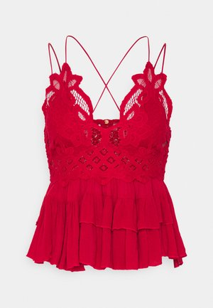 ADELLA CAMI - Top - red