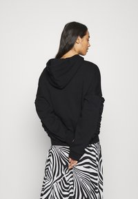 adidas Originals - BELLISTA SPORTS INSPIRED HOODED  - Hoodie - black - 2