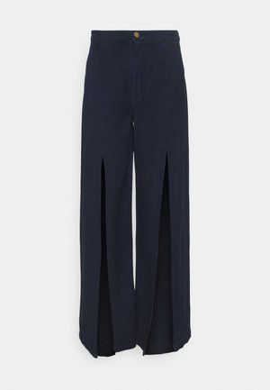 DEVON - Flared Jeans - navy
