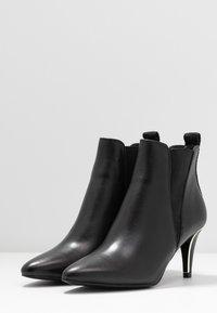 DKNY - ALANI SLIP ON  - Ankle Boot - black - 4