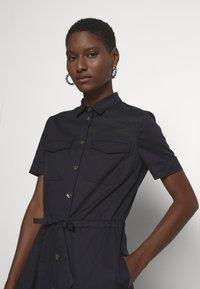 s.Oliver BLACK LABEL - Shirt dress - dark navy - 3