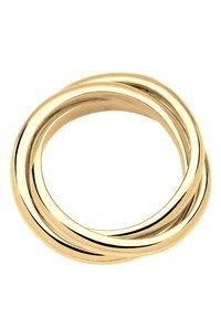 Elli - TRIO BASIC - Ring - gold-coloured - 5