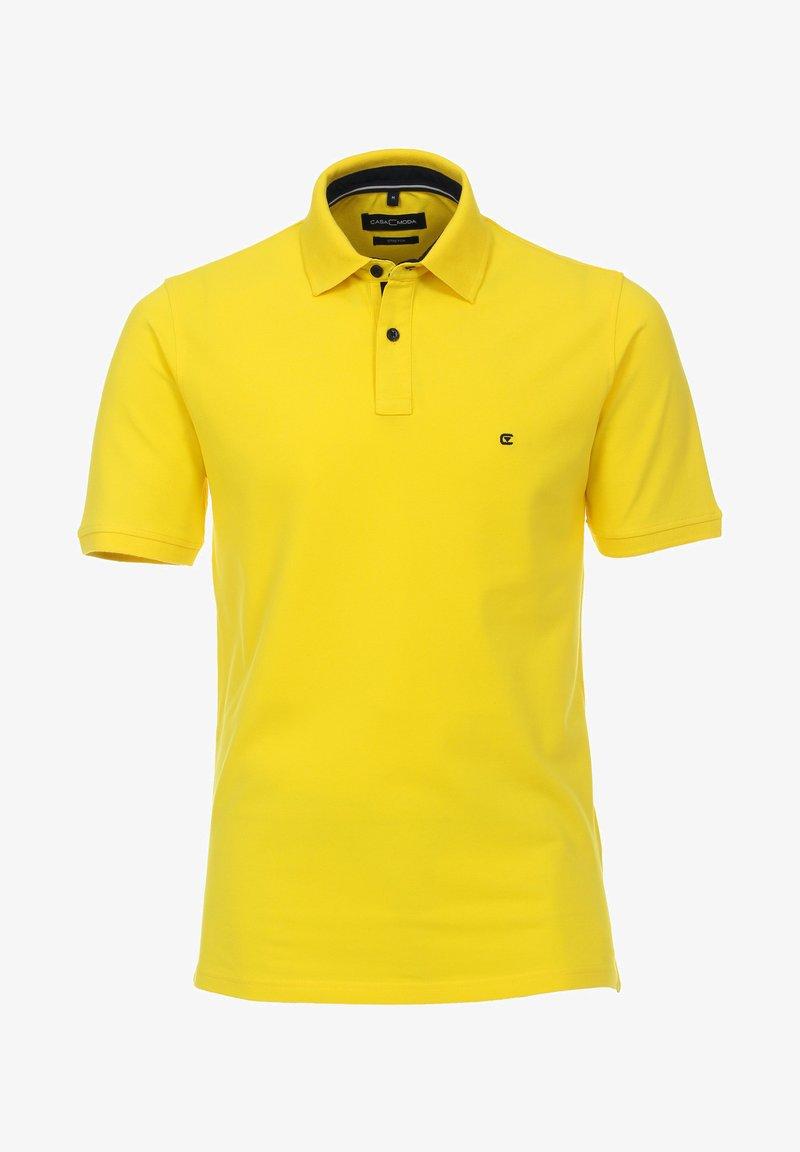 CASAMODA - Polo shirt - gelb