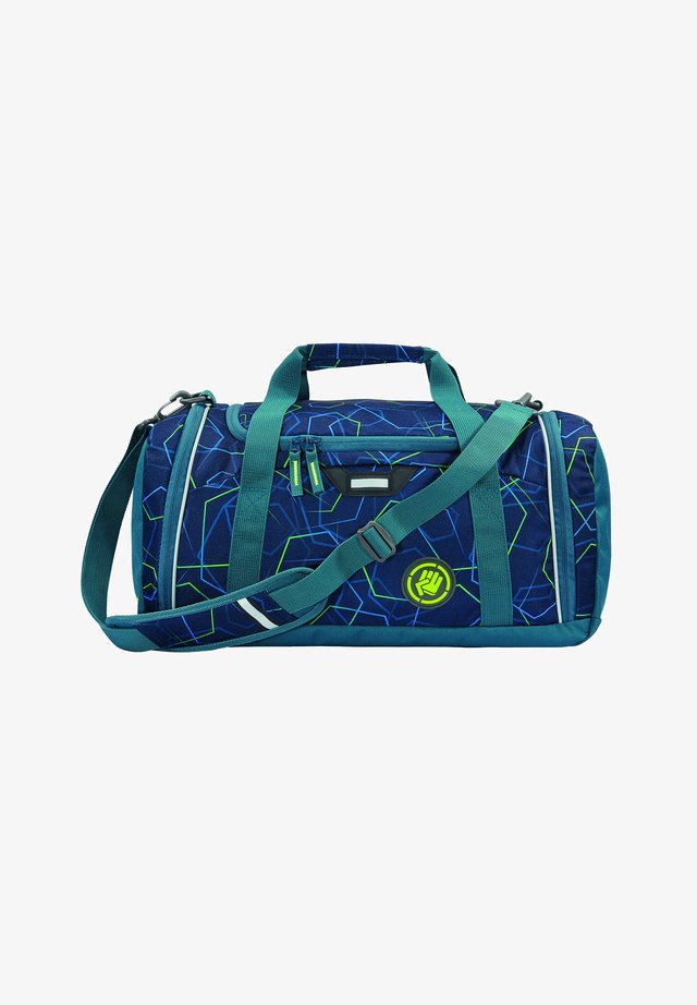 SPORTERPORTER - Sports bag - laserbeam blue