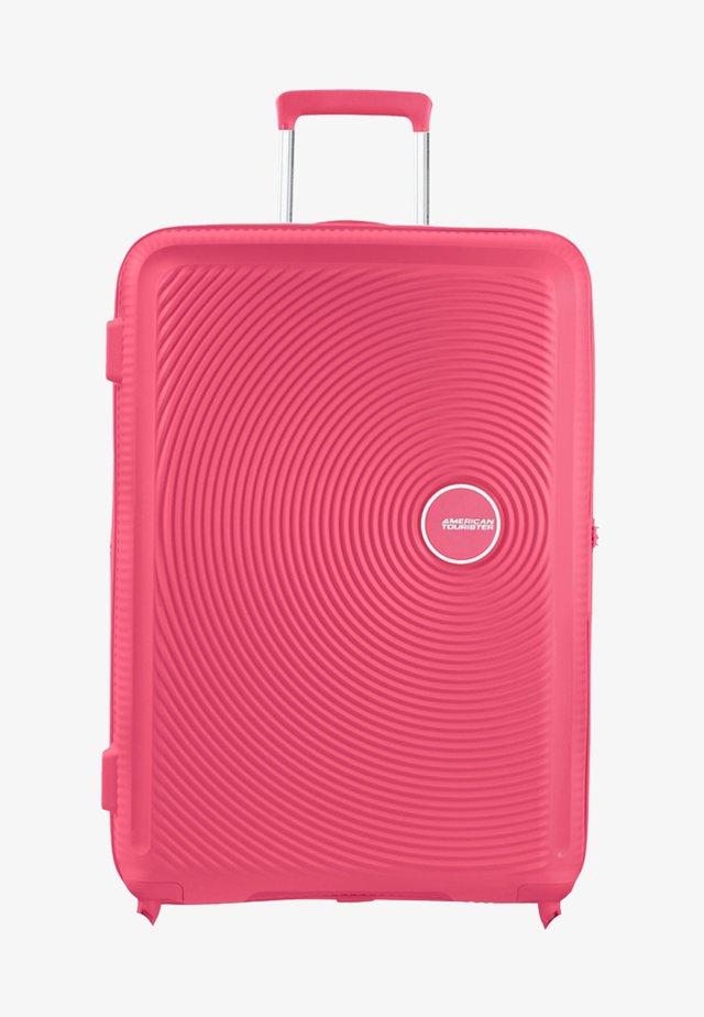 SOUNDBOX - Wheeled suitcase - hot pink