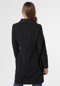 Franco Callegari - Classic coat - anthrazit - 1