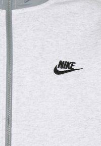 Nike Sportswear - HOODIE  - Tröja med dragkedja - birch heather/particle grey/black - 2