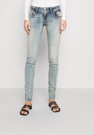 MOLLY - Slim fit jeans - panile wash