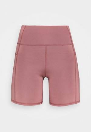 LIFESTYLE POCKET BIKE SHORT - Medias - dusty rose