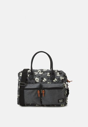 DIAPER BAG MICKEY MOUSE BETTER CARE SET - Luiertas - grey