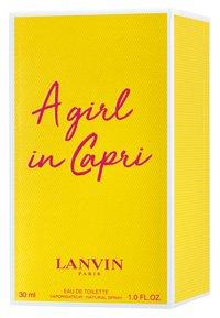 Lanvin Fragrances - A GIRL IN CAPRI EAU DE TOILETTE - Eau de Toilette - - - 2