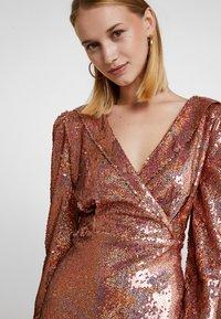 TFNC - LEANIRA DRESS - Robe de soirée - rose gold - 5