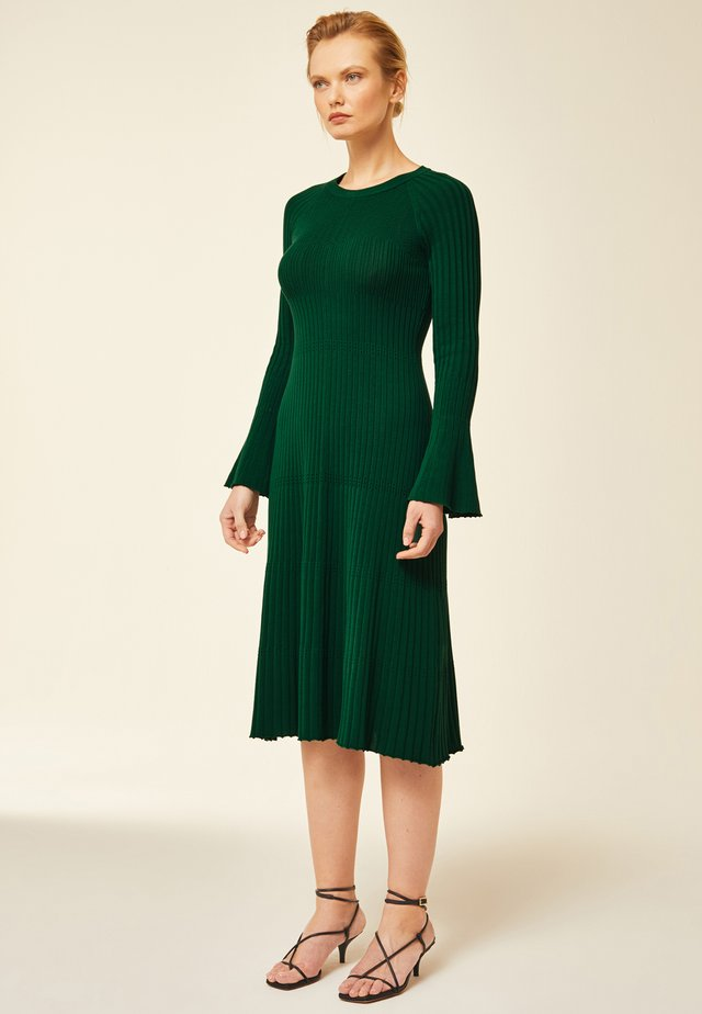 Robe pull - green