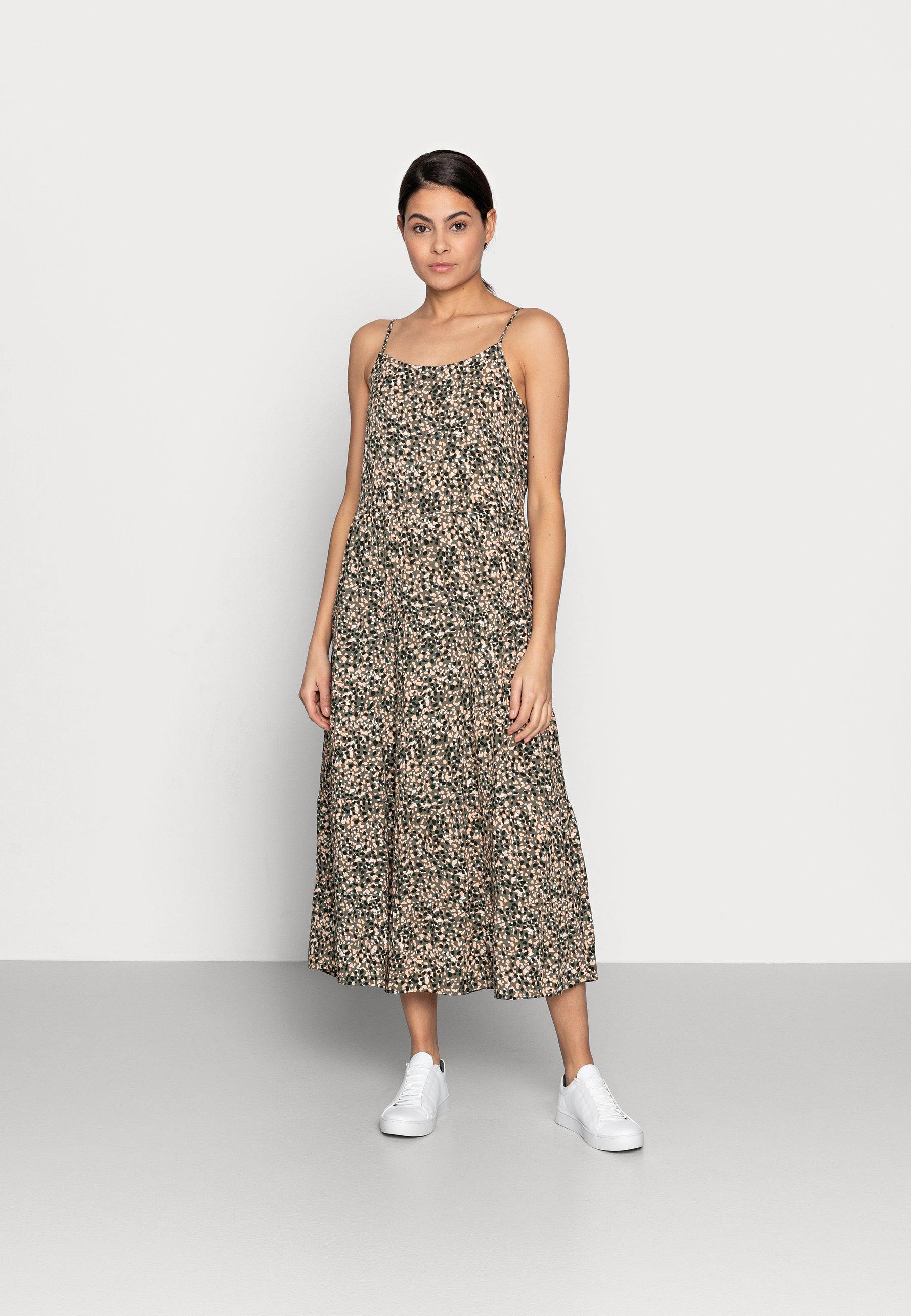 Women STRAPPY DRESS - Day dress