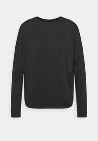Opus - SANNO - Long sleeved top - slate grey melange - 0