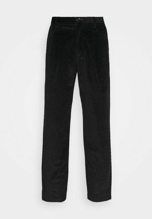 MENS DOUBLE POCKET  - Trousers - black