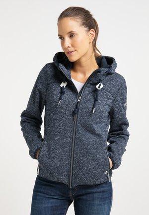 Light jacket - marine melange