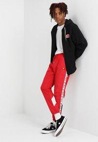 Ellesse - MILETTO - Zip-up hoodie - anthracite - 1