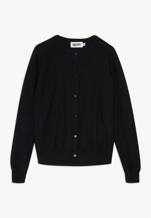 GEORGINA - Cardigan - black