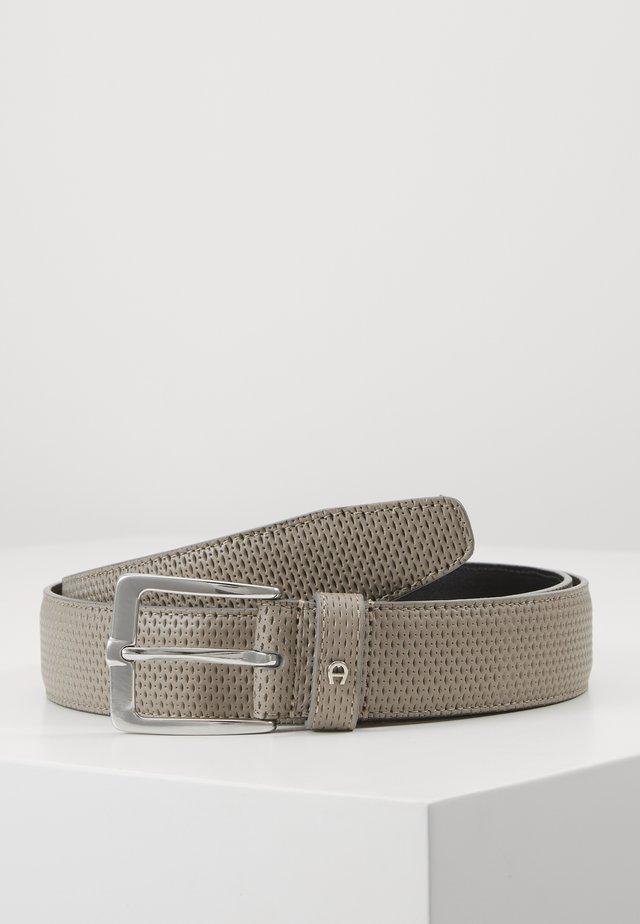 Belt - feather grey
