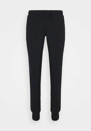 PANTS - Pyjama bottoms - blauschwarz