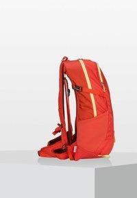 Tatonka - Hiking rucksack - red orange - 2