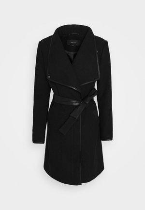 VMWATERFALL CLASS - Płaszcz wełniany /Płaszcz klasyczny - black