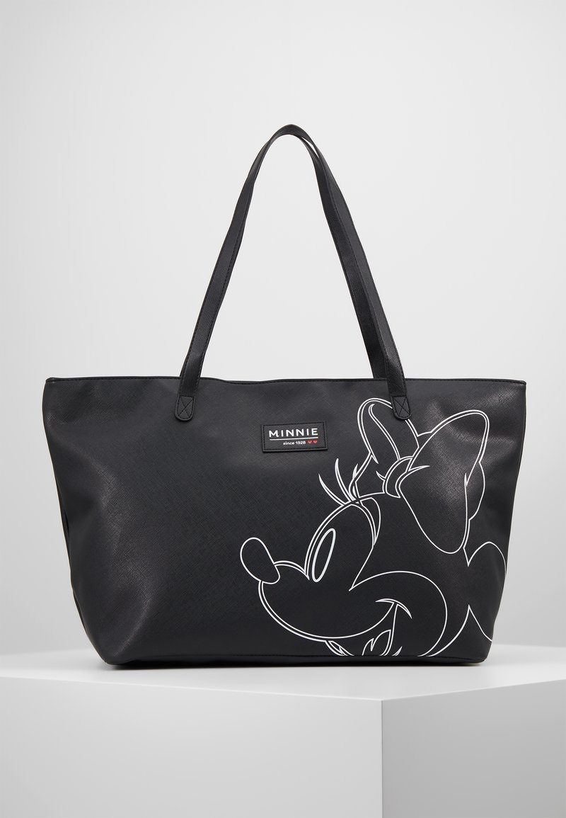 Kidzroom - MINNIE MOUSE FOREVER FAMOUS SHOPPER - Luiertas - black