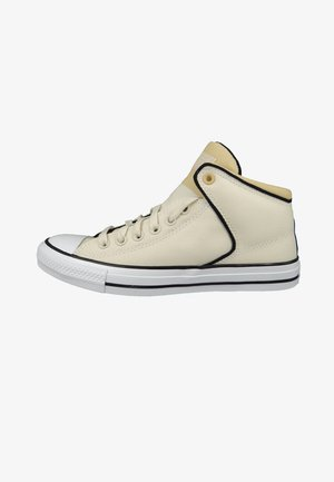CHUCK TAYLOR ALL STAR HIGH STREET - Trainers - natural ivory sesame white