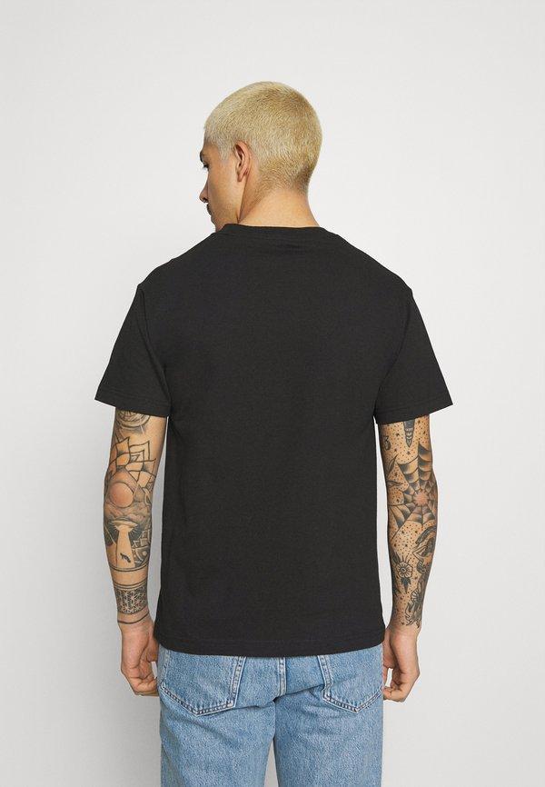 Primitive GOKU NUEVO TEE - T-shirt z nadrukiem - black/czarny Odzież Męska VHPW