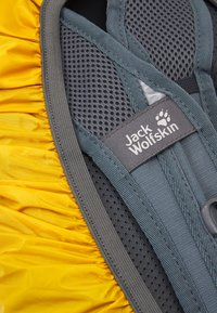 Jack Wolfskin - VELOCITY 12 - Tagesrucksack - storm grey - 4