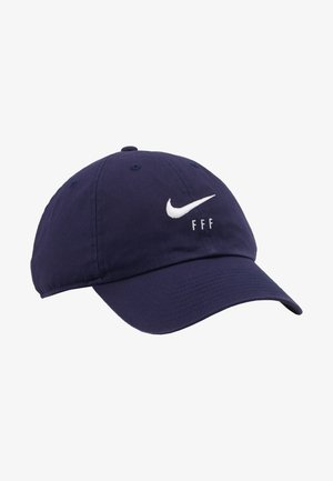 FRANKREICH  - Cap - blackened blue/white
