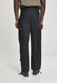 Brandit - VINTAGE - Cargo trousers - black - 2