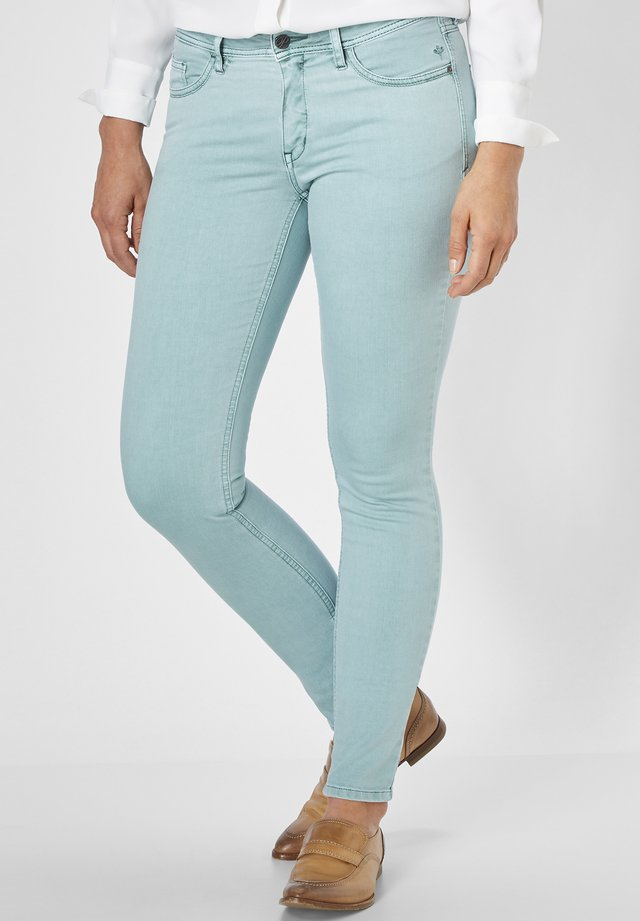 LUCI - Slim fit jeans - neo mint