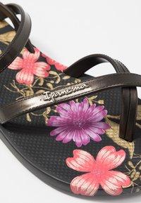 Ipanema - FASHION  - Pool shoes - black - 3