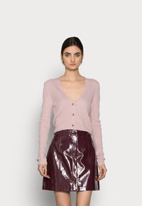 Missguided Tall - CROP - Cardigan - pink - 0
