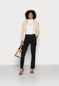 Esprit Collection - NEWPORT - Trousers - black - 2