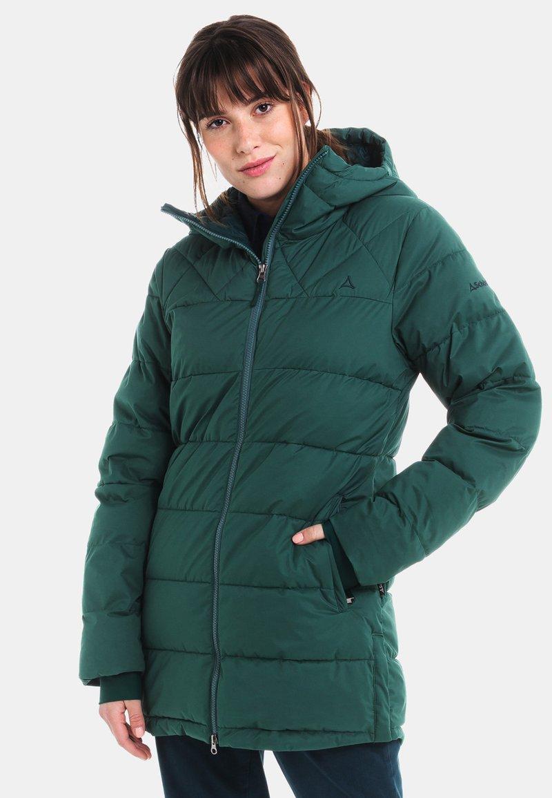 Schöffel - Winter coat - grün