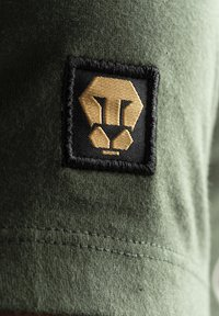 Liger - LIMITED TO 360 PIECES - Basic T-shirt - military green - 4