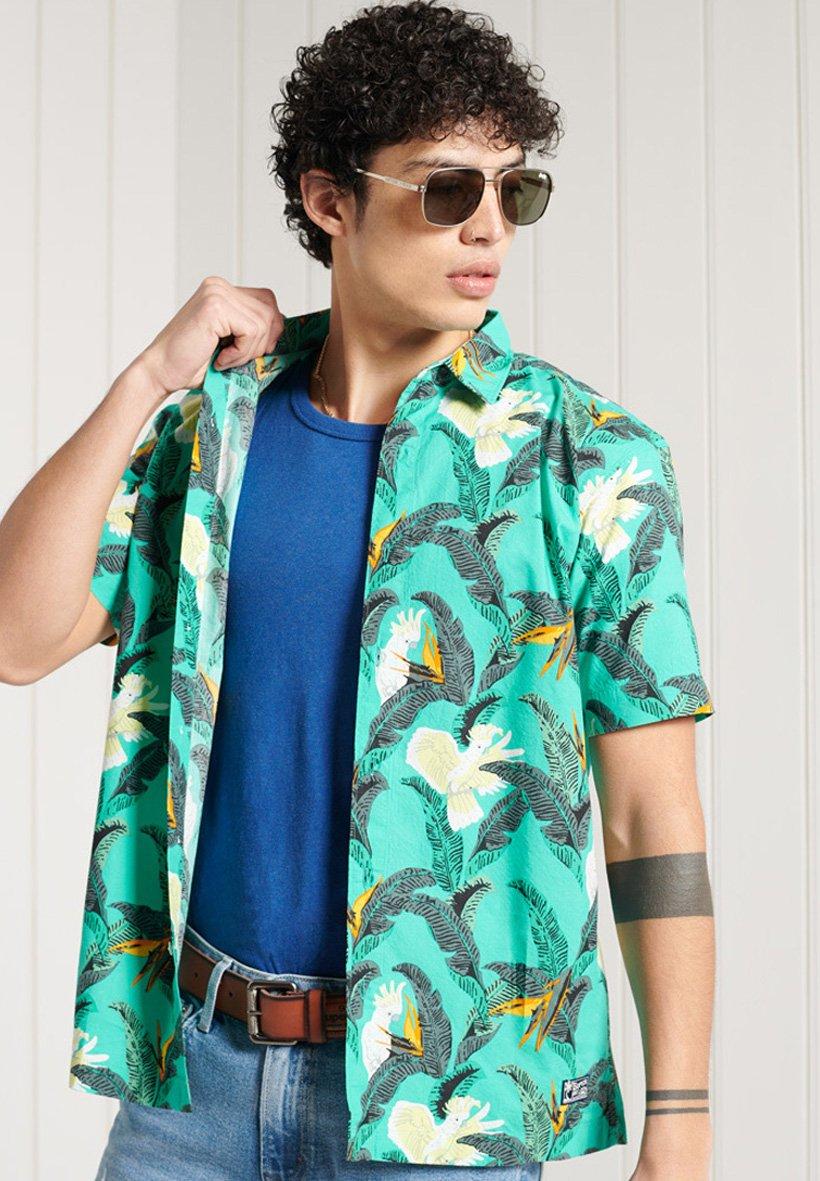 Herren HAWAIIAN  - Hemd