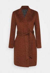 Selected Femme Petite - SLFMELLA  COAT - Classic coat - bordeaux - 4