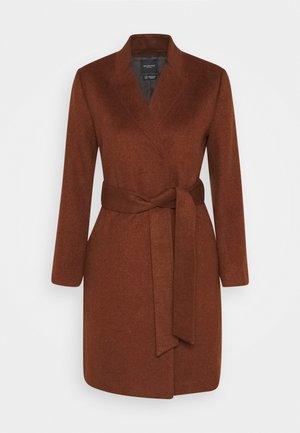 SLFMELLA  COAT - Manteau classique - bordeaux