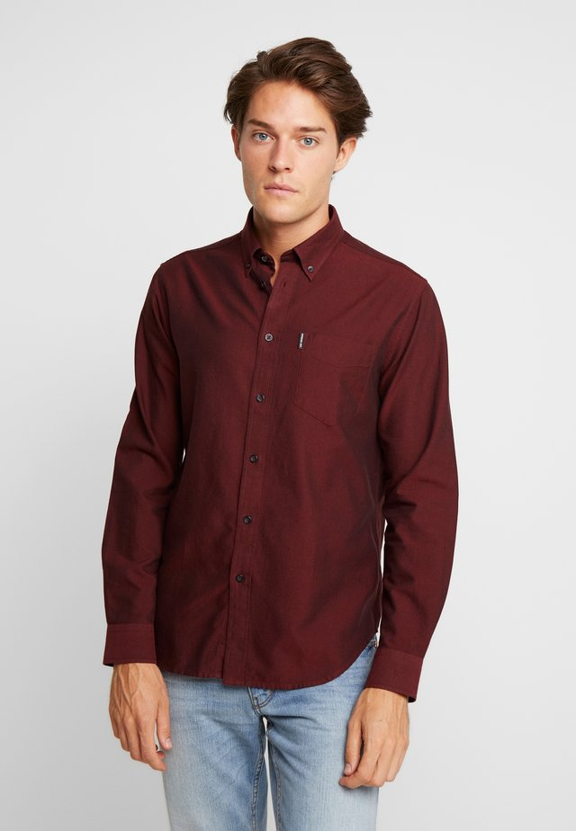 OXFORD  - Chemise - brown