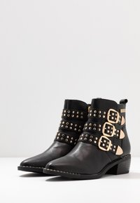 JETTE - Ankle boots - black - 4