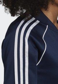 adidas Originals - PRIMEBLUE SST TRACK TOP - Training jacket - blue - 7